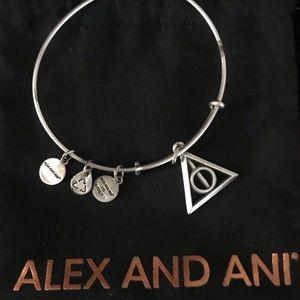 Alex and Ani Harry Potter Deathly Hallows Bracelet